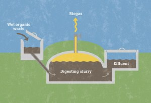 Biogas Diagram